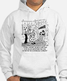 Dishes Spontaneously Combust Hoodie