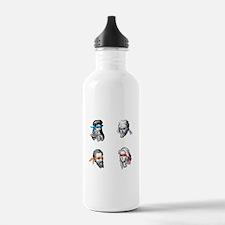 Ninja Polymaths Water Bottle