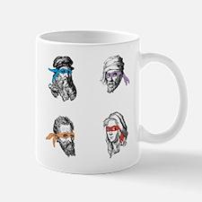 Ninja Polymaths Mug