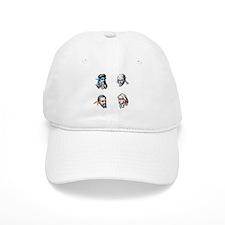Ninja Polymaths Baseball Cap