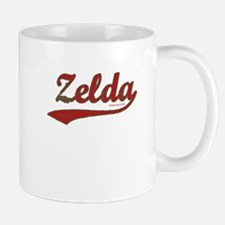 Zelda, Red Script Mug
