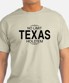 No Limit Texas Hold'em T-Shirt
