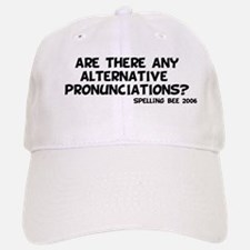 Pronunciation Baseball Baseball Cap