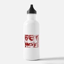 Khmer Stone Face Water Bottle