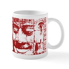 Khmer Stone Face Mug