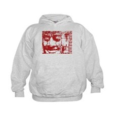 Khmer Stone Face Hoodie