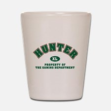 Hunter Gaming Dept Shot Glass