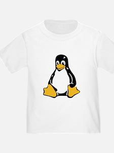 Classic Tux Penguin T