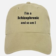 I'm A Schizophrenic Hat