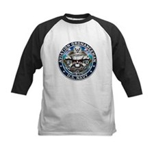 USN Aviation Ordnanceman Skul Tee