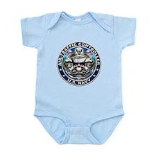 USN Air-Traffic Controller Sk Infant Bodysuit