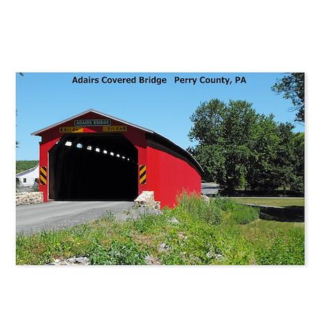 Adairs Covered Bridge Postcards (Package of 8)