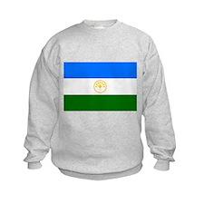 Bashkortostan Flag Sweatshirt