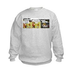 0426 - Christmas hugs Sweatshirt