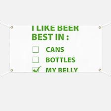 Beer Belly Banner