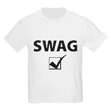 SWAG CHECK T-Shirt