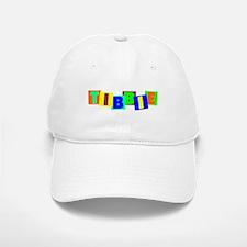 Tibbie BLOCKS Baseball Baseball Cap