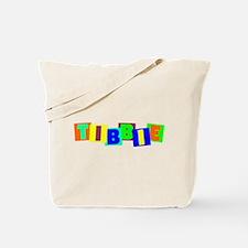 Tibbie BLOCKS Tote Bag