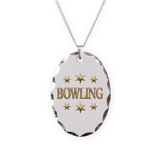 Bowling Stars Necklace