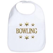 Bowling Stars Bib