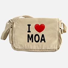 I Love MOA Messenger Bag