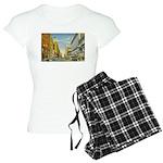 1940's Nicollet Avenue in Min Women's Light Pajama