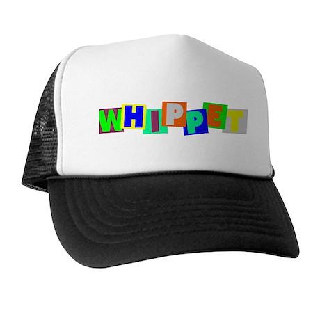 Whippet BLOCKS Trucker Hat