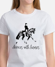 Dances With Horses Tee