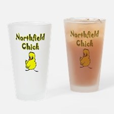 Northfield Chick Shop Drinking Glass