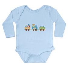 Fun Train Baby Suit