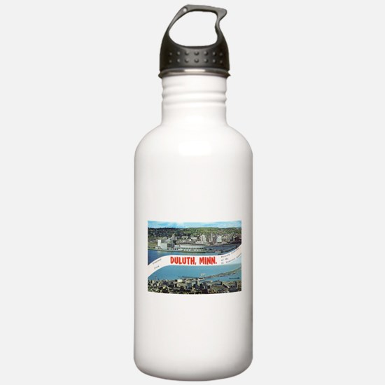 Greetings from Duluth Water Bottle