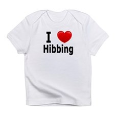 I Love Hibbing Infant T-Shirt