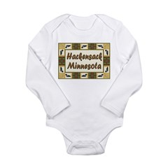 Hackensack Loon Long Sleeve Infant Bodysuit