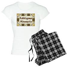 Kabetogama Loon Pajamas