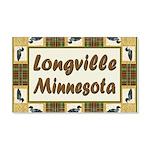 Longville Loon 22x14 Wall Peel