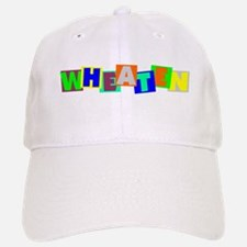 Wheaten BLOCKS Baseball Baseball Cap