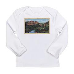 1936 Seneca Rock Long Sleeve Infant T-Shirt