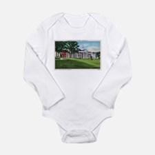 Washington and Lee University Long Sleeve Infant B