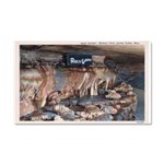 Mystery Cave Car Magnet 20 x 12