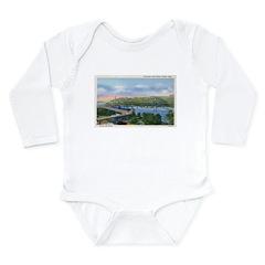 Mississippi River High Bridge Long Sleeve Infant B