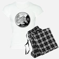 Alaskan Quarter Pajamas