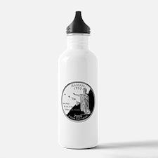 Hawaii Quarter Water Bottle