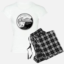 Washington Quarter Pajamas