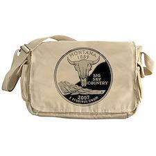 Montana Quarter Messenger Bag
