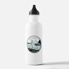 Rhode Island Quarter Water Bottle