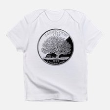 Connecticut Quarter Infant T-Shirt