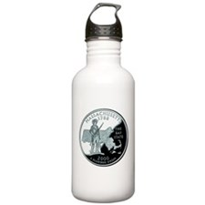 Massachusetts Quarter Water Bottle