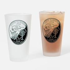 South Carolina Quarter Drinking Glass