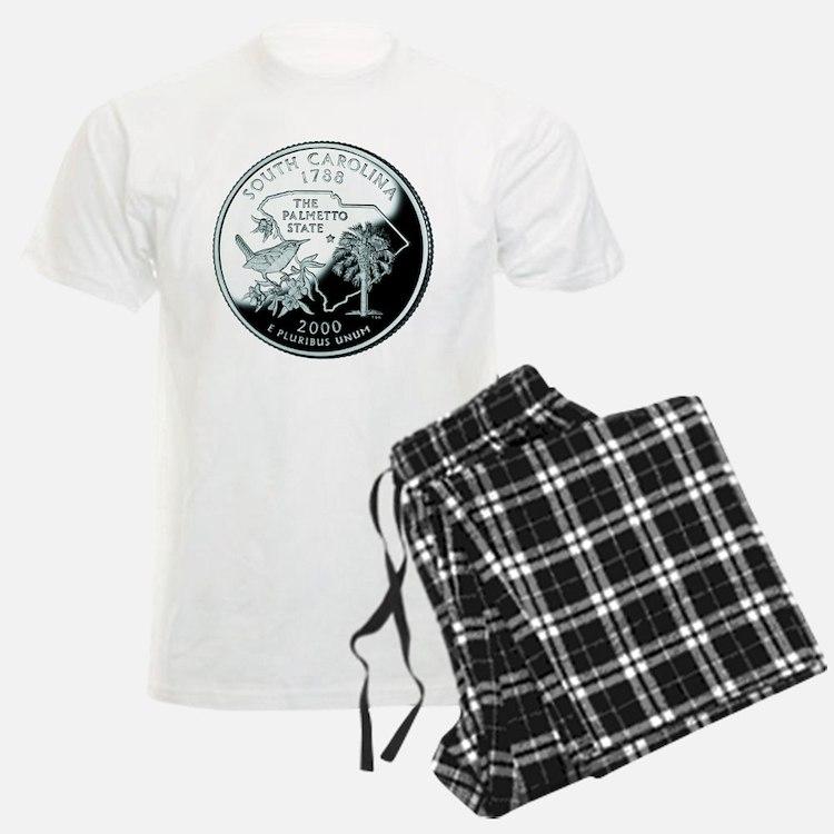 South Carolina Quarter pajamas