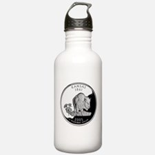 Kansas Quarter Water Bottle